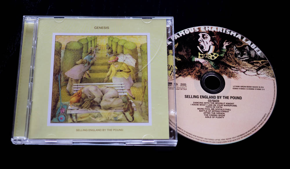 Genesis - Selling England By The Pound | Surround Sound Mix