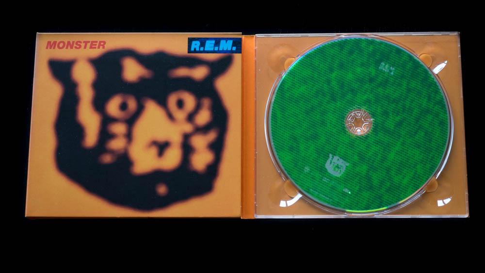 R.E.M. Monster DVD-Audio