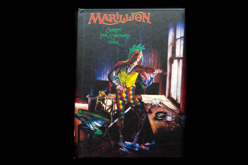 Marillion Script For A Jester's Tear Deluxe Edition