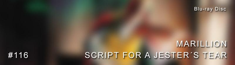 Teaser Surround Sound Review Marillion Script For A Jester's Tear
