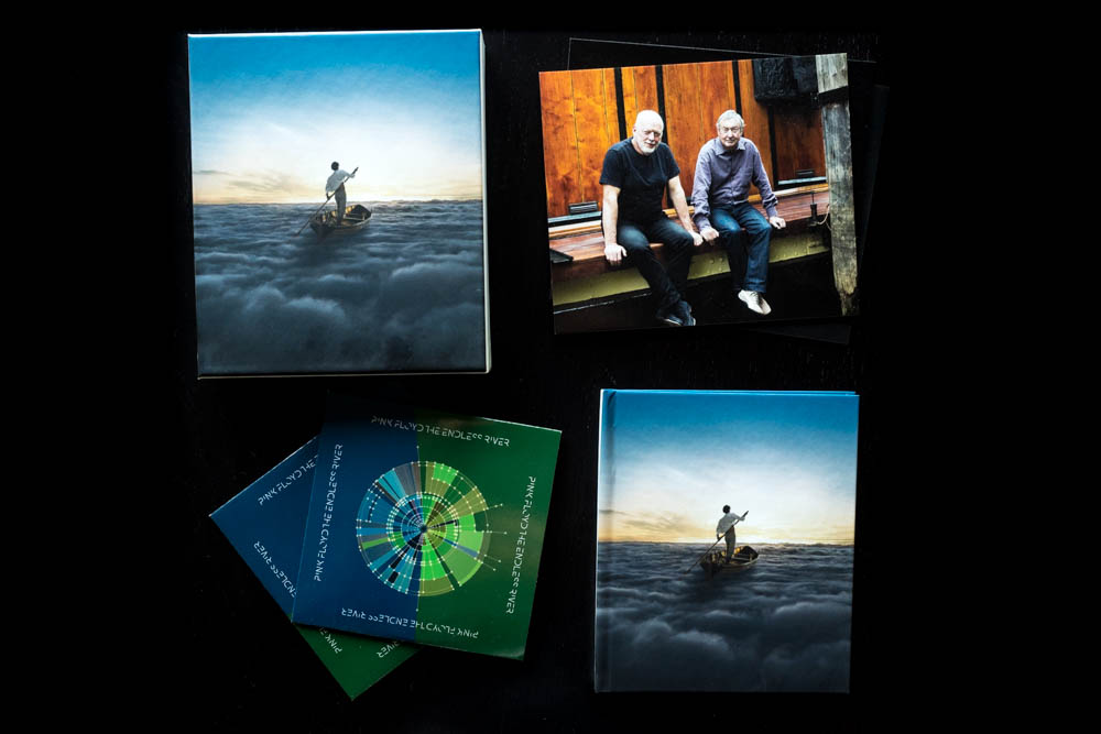 The Endless River Deluxe Edition