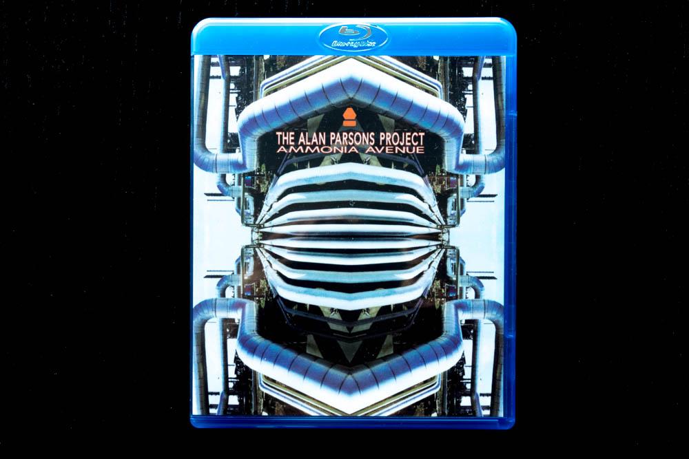 Ammonia Avenue Blu-ray