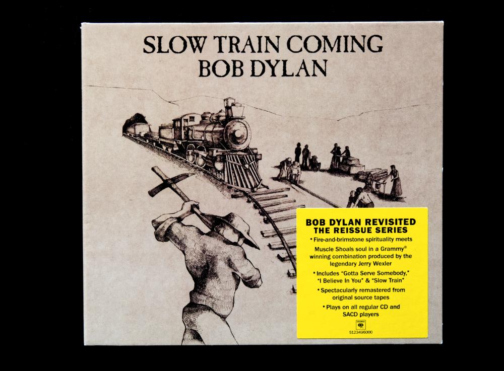 Bob Dylan Slow Train Coming SACD