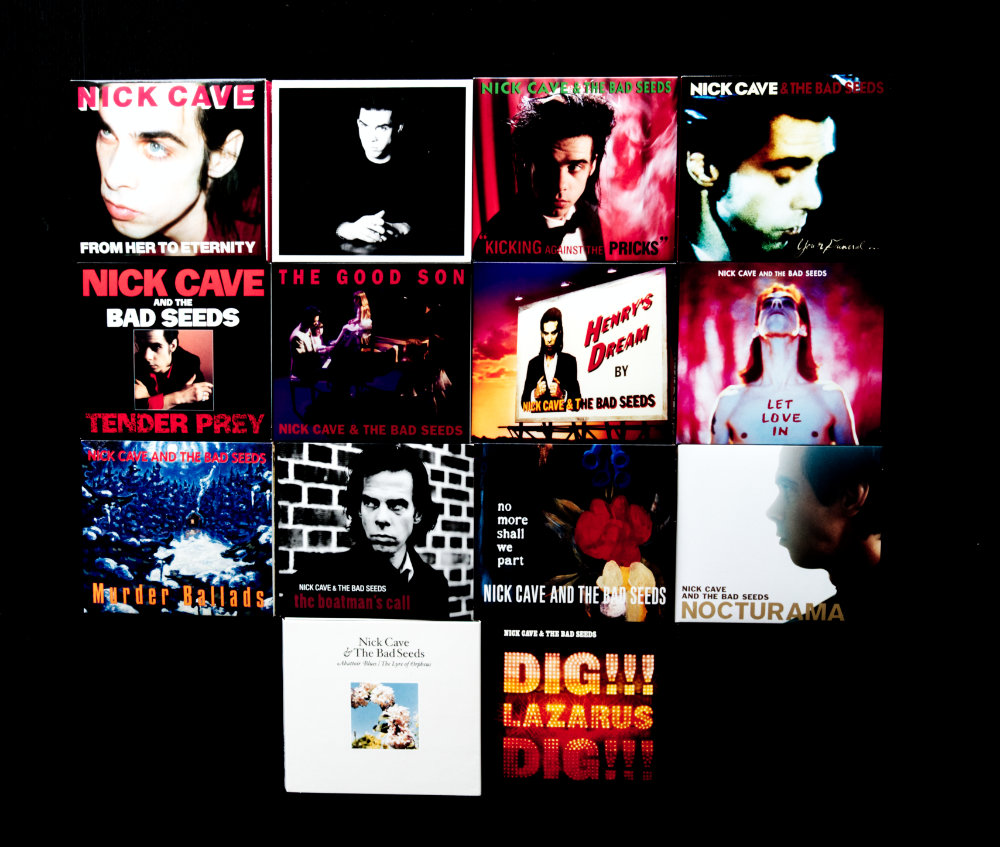 Nick Cave Collector's Edition Surround Sound