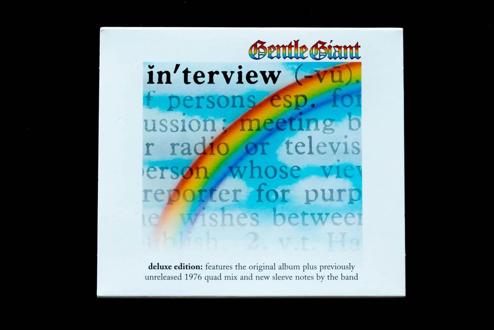Gentle Giant Interview Quadmix Rezension