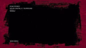 Depeche Mode Songs Of Faith And Devotion DVD Menu