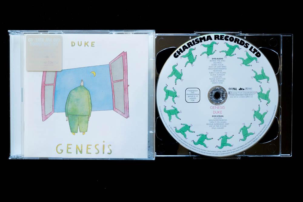 Genesis Duke Surround Sound SACD Review