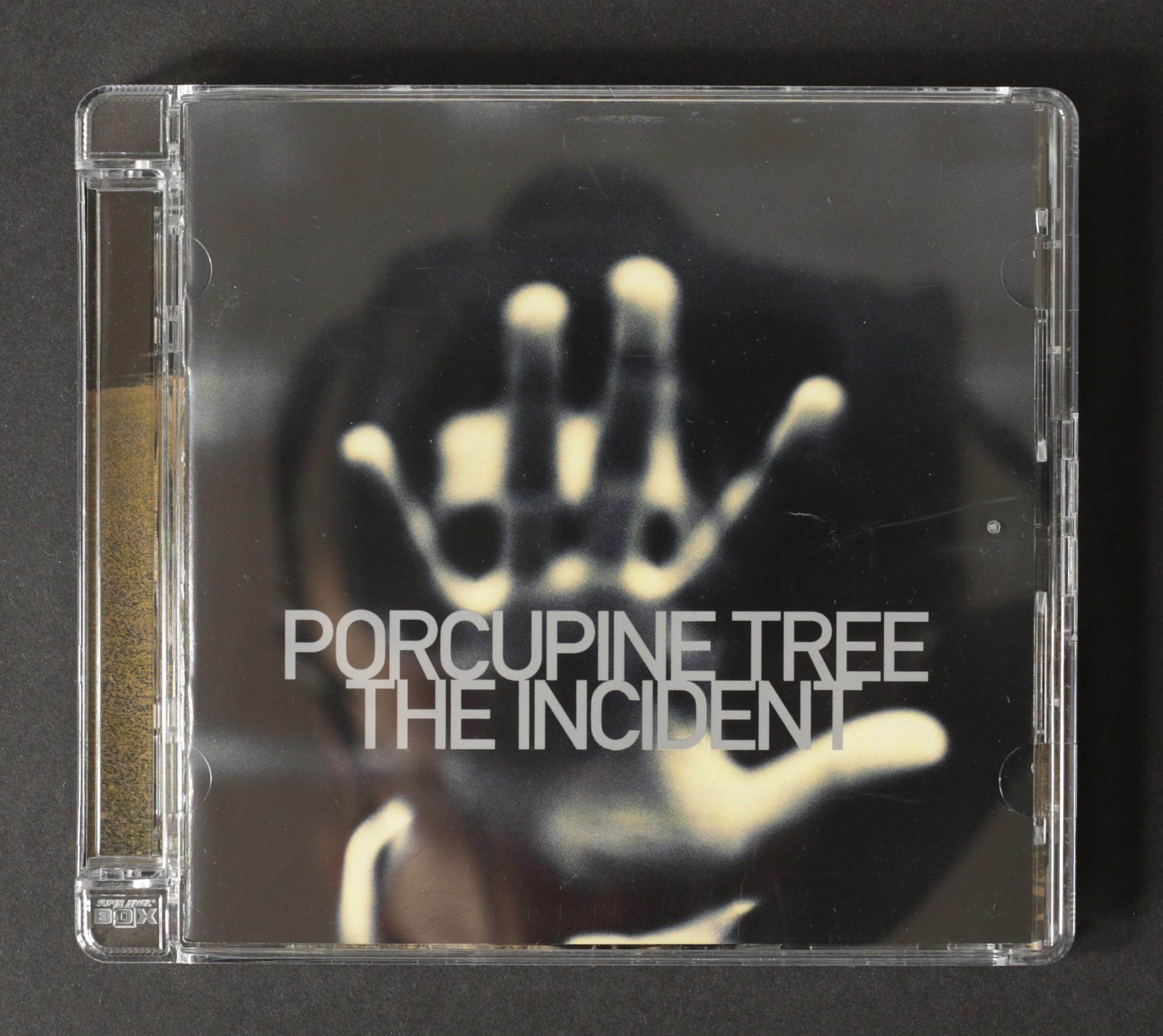 Porcupine Tree The Incident 5.1 Surround Mix DVD Audio