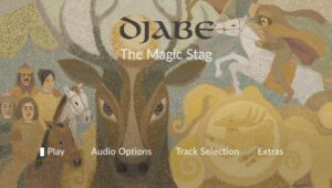 Djabe The Magic Stag DVD Menu