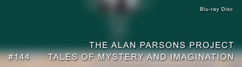 Alan Parsons Project Tales Of Mystery Surround Mix Review