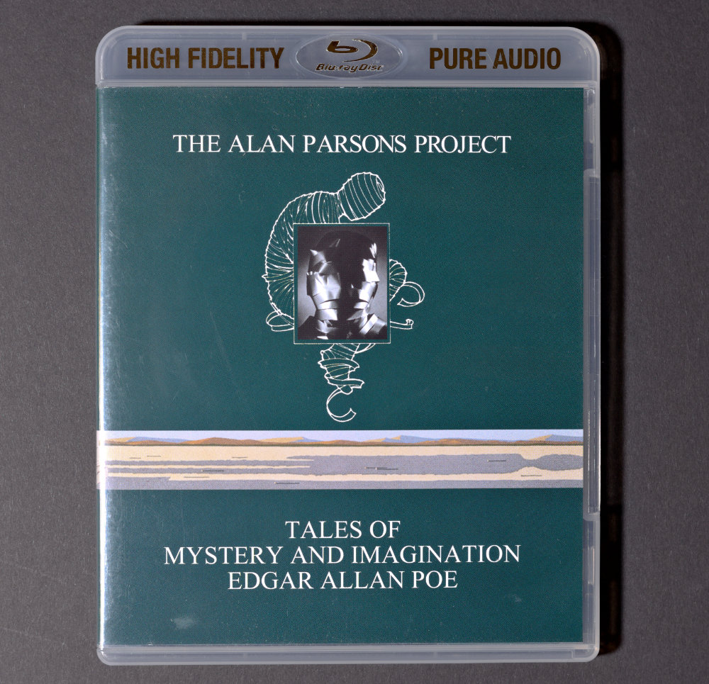 Alan Parsons Project TAles of Mystery Blu-ray Surround