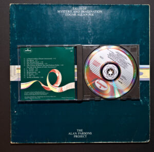 Alan Parsons Project Tales of Mystery