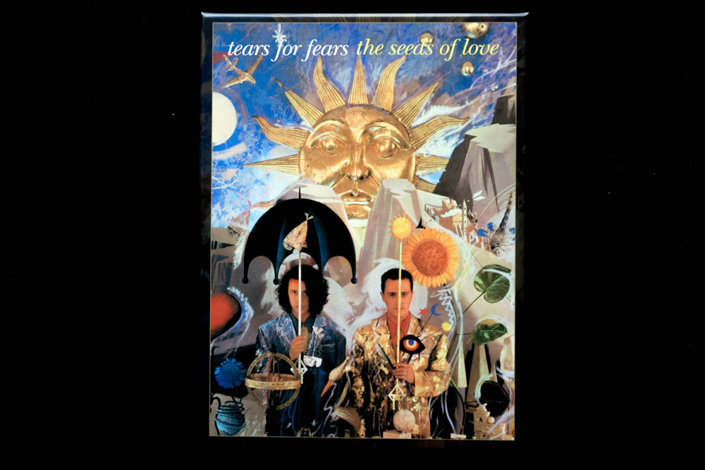 Tears for Fears The Seeds of Love Deluxe Edition