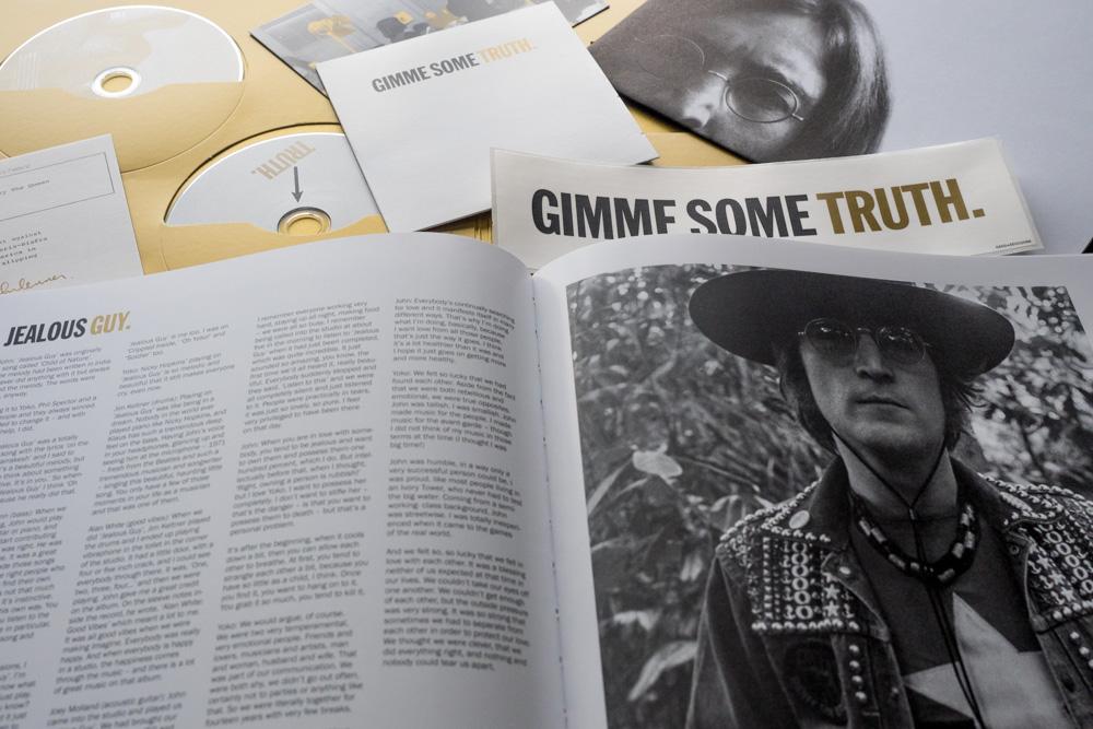John Lennon Gimme Some Truth Ultimate Mixes