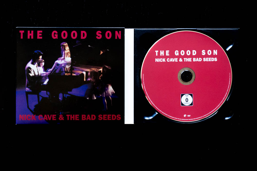 Nick Cave The Good Son Collector's Edition Surround Sound