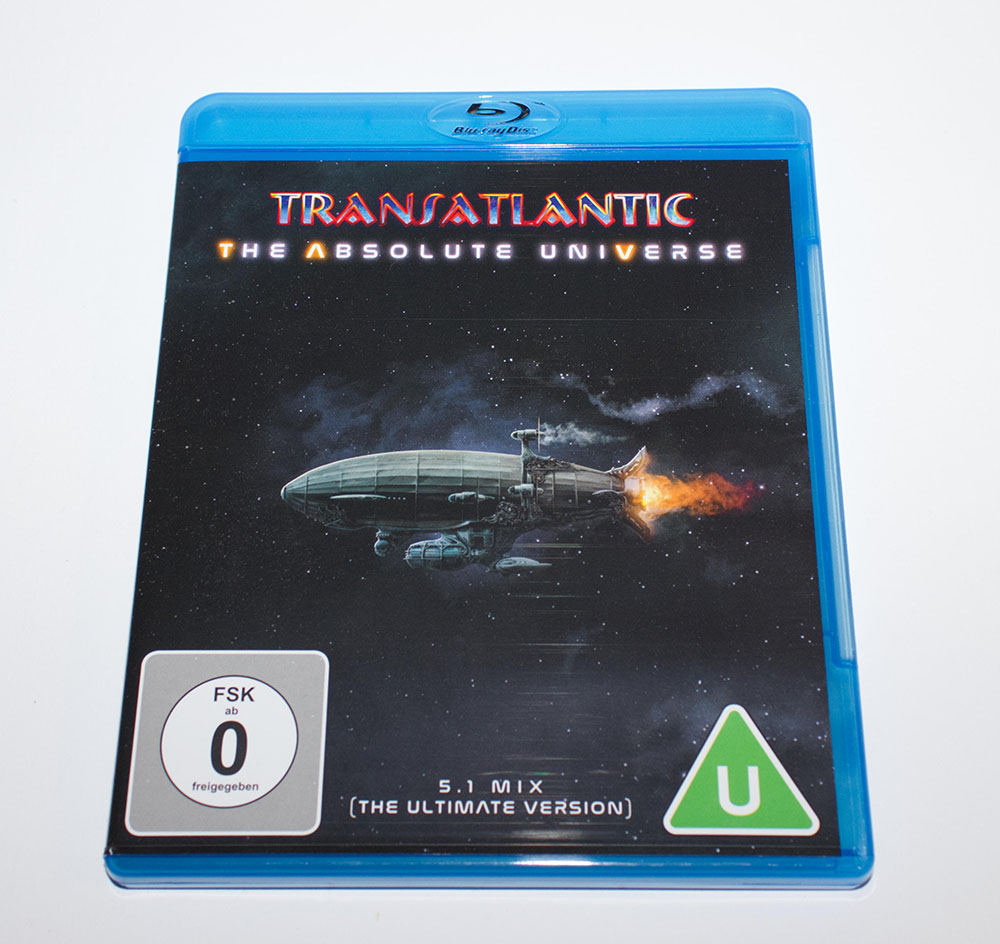 Transatlantic The Absolute Universe Blu-ray