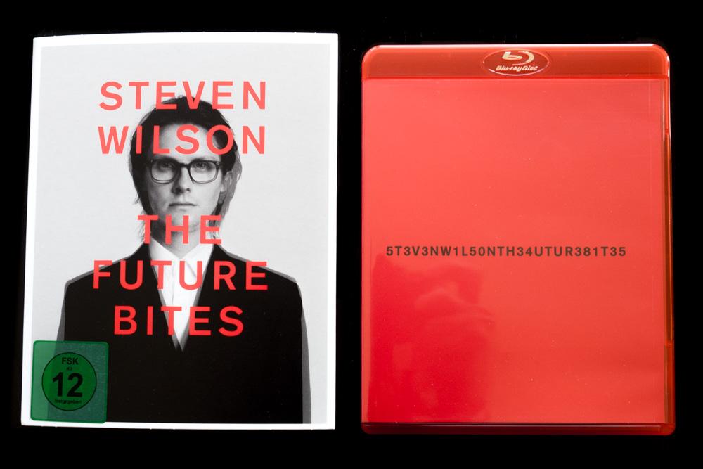 Steven Wilson The Future Bites Blu-ray