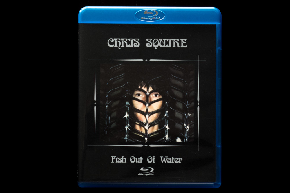 Chris Squire Fish Out of Water Blu-ray Surround