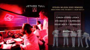 Jethro Tull A DVD Menu