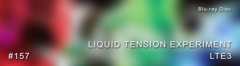 Liquid Tension Experiment LTE 3 Surround
