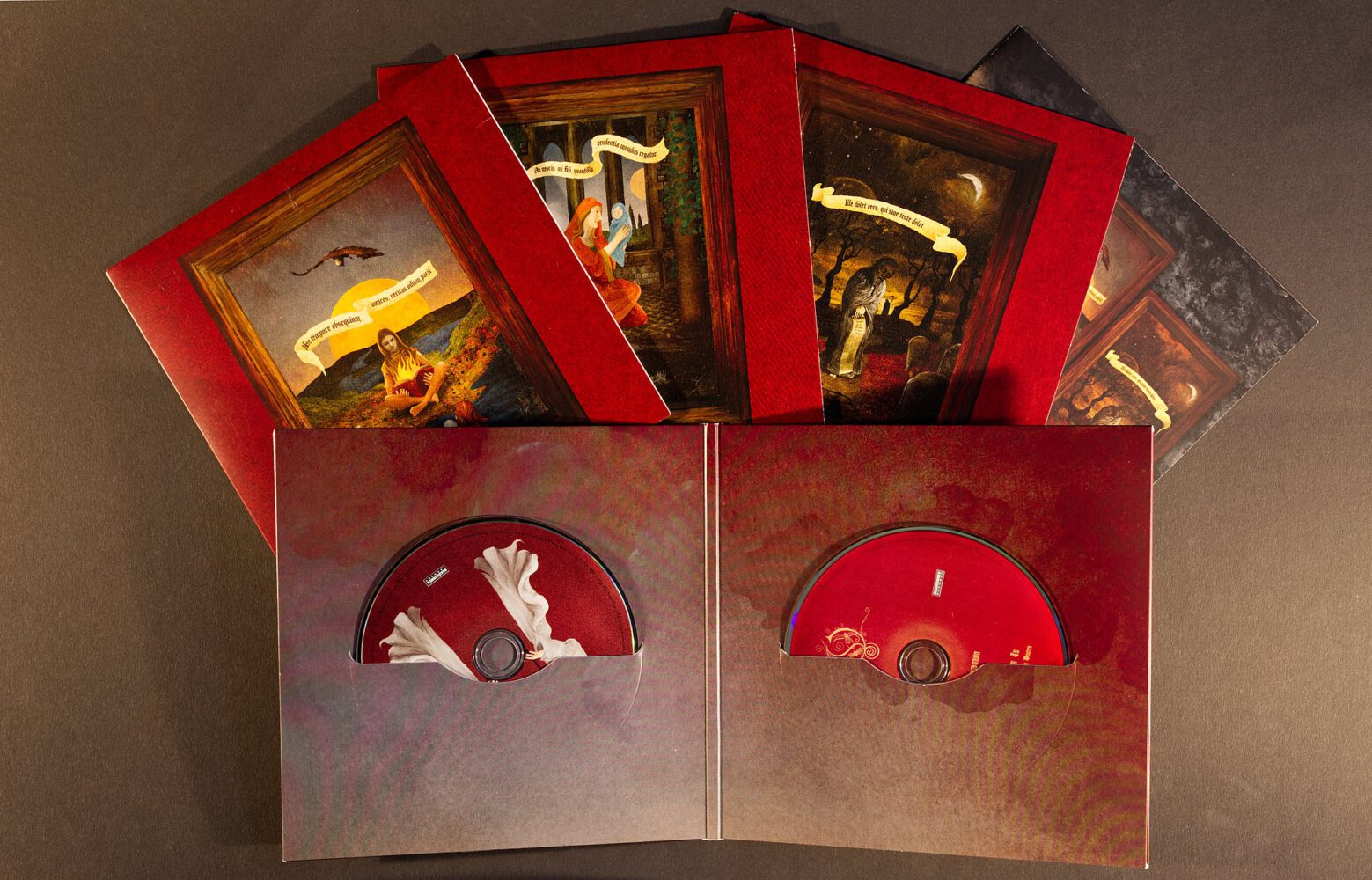 Opeth Pale Communion Deluxe Edition