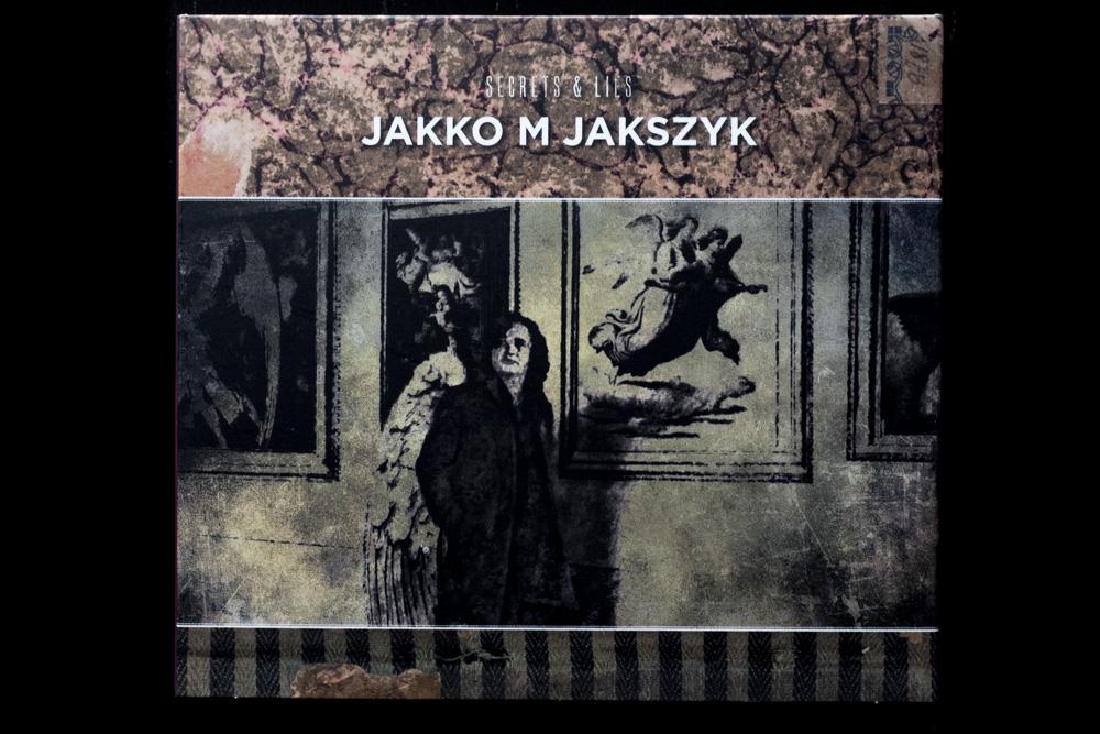 Jakki M Jakszyk Secrets and Lies Surround