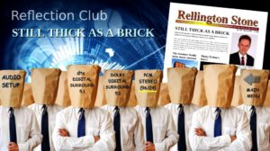 DVD Menü Reflection Club