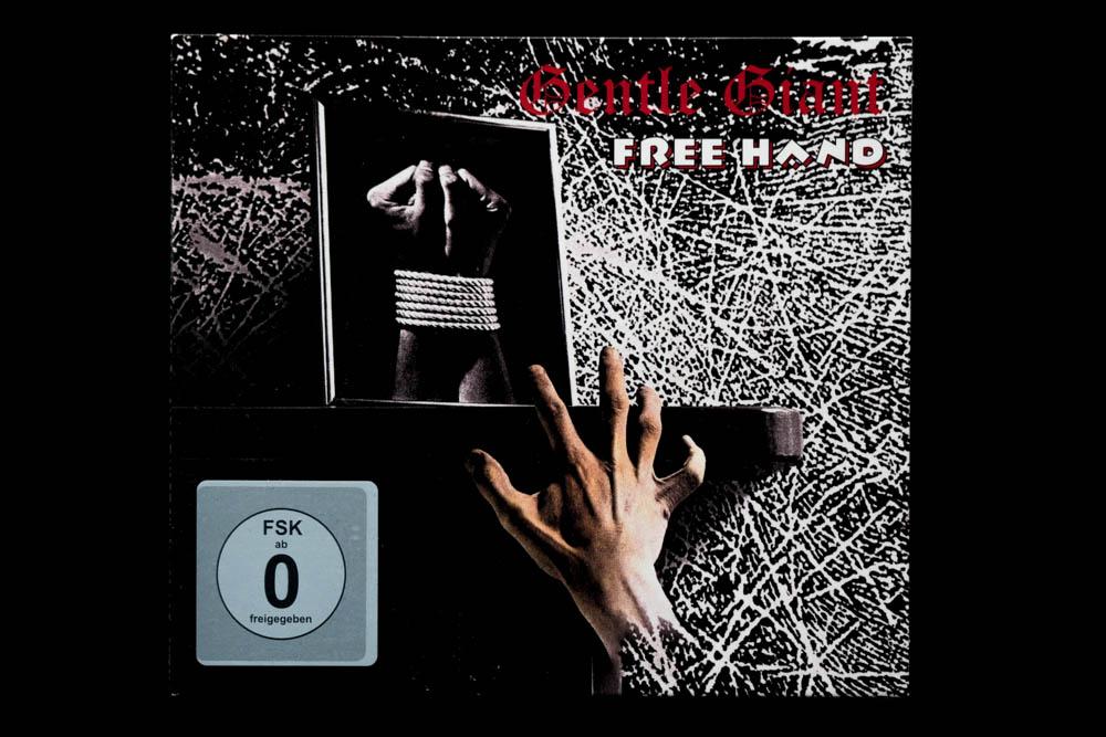 Gentle Giant Free Hand 5.1 Surround Reissue